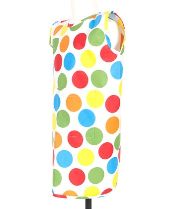 Polka Dot Playtime Smock - Kids