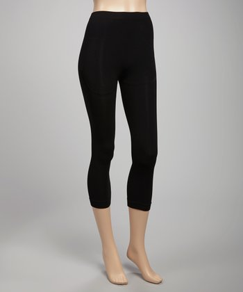 Black Shaper Leggings - Women