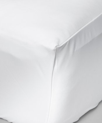 White Clinically-Proven Mattress Protector