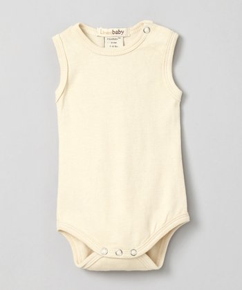 Grand Sand Sleeveless Bodysuit - Infant