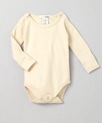 Grand Sand Gl'oved-Sleeve Bodysuit - Infant