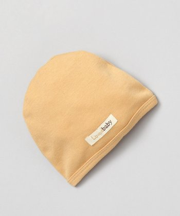 Show-and-Tell Caramel Beanie