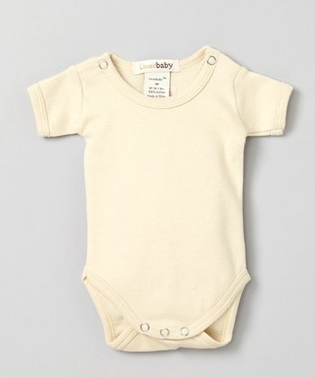 Grand Sand Short-Sleeve Bodysuit - Infant