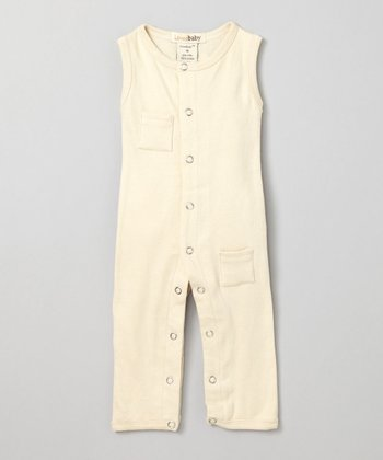 Grand Sand Sleeveless Playsuit - Infant