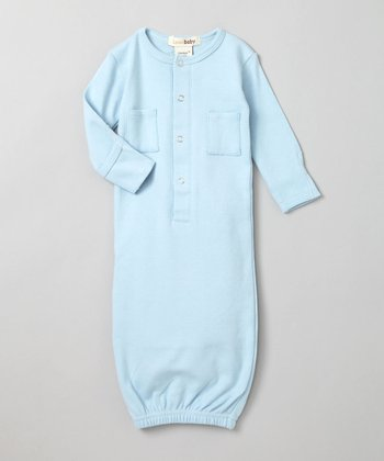 True Blue Gown - Infant