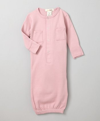 Think Pink Gown - Infant