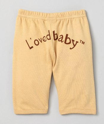 Caramel Signature Pants - Infant