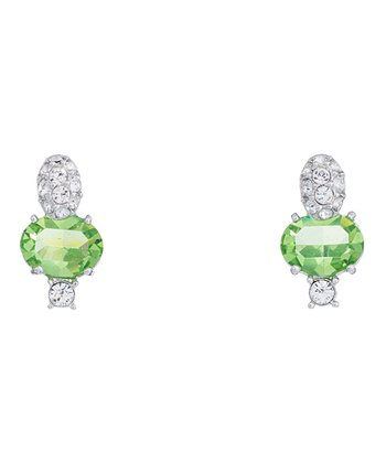 Peridot SWAROVSKI ELEMENTS Earrings