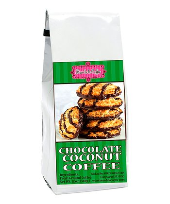 Chocolate Coconut Coffee - Set of Two