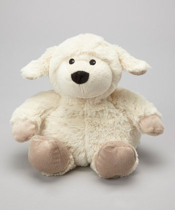 Cozy Sheep Plush Toy