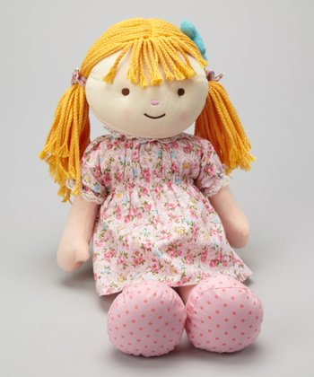 Warmheart Candy Doll Warmable Plush Toy