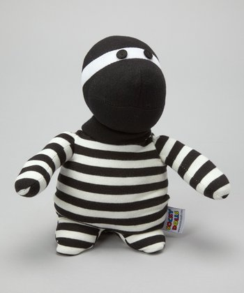 Bandito the Bandit Socky Warmable Plush Toy
