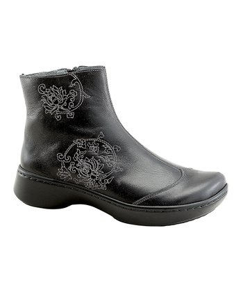 Midnight Black Cruise Boot - Women
