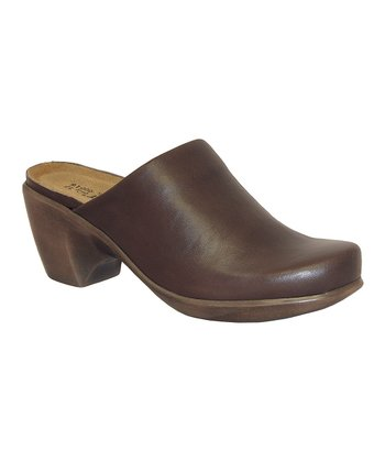 Walnut Dream Mule - Women