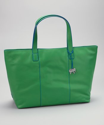 Green Shopper Tote