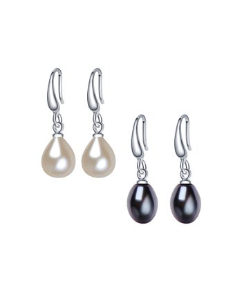 Carmen Freshwater Pearl Earrings Set