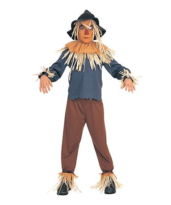 Scarecrow Dress-Up Set - Kids