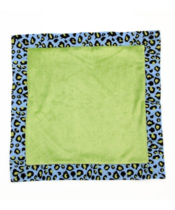 Jazzie Jungle Security Blanket