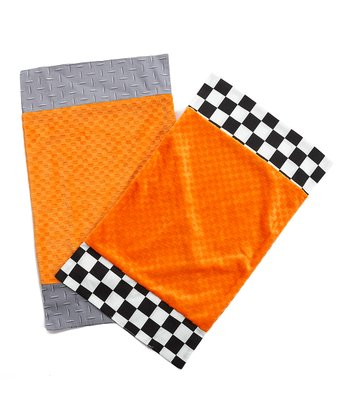 Teyo's Tires Burp Cloth Set