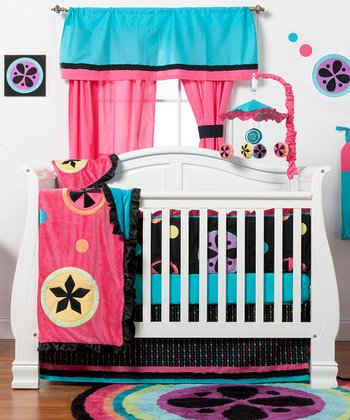 Magical Michayla Eight-Piece Nursery Set
