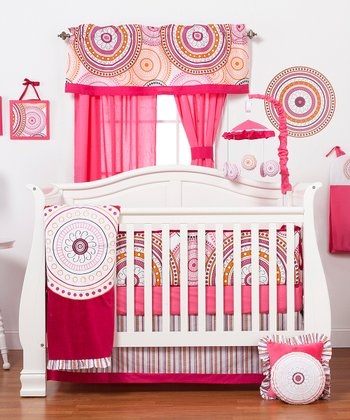Sophia Lolita Eight-Piece Nursery Set