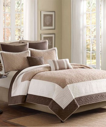 Robin Coverlet Set
