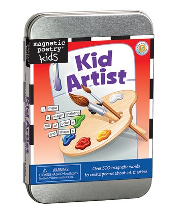 Kid Artist Magnet Learning Kit