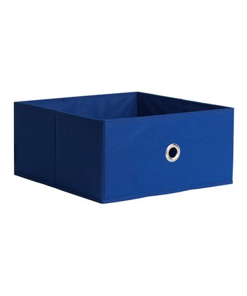 Cobalt Blue Modular Half-Drawer - Set of Two