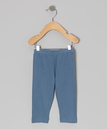 Vintage Blue Leggings - Infant & Toddler