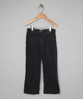 Gray Corduroy Pants - Toddler & Boys