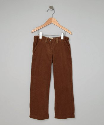 Tan Corduroy Pants - Toddler & Boys