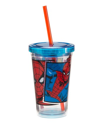 Spider-Man Travel Tumbler