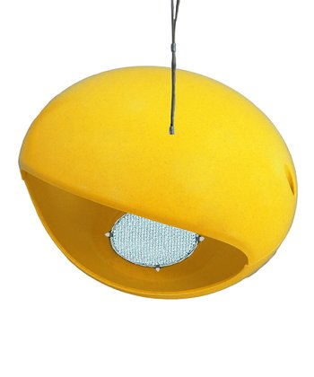 Buttercup Bamboo Egg Hopper Birdhouse