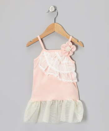 Pink Ballerina Tutu Tunic - Toddler & Girls