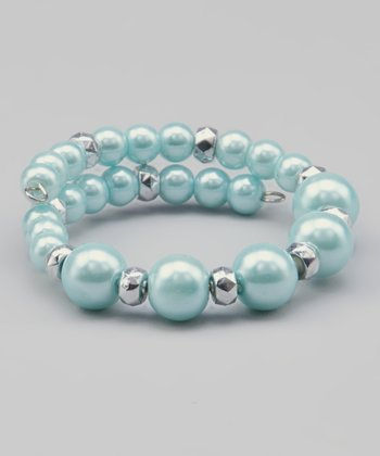 Light Blue Dakota Bracelet