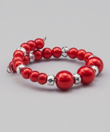Red Lakota Bracelet