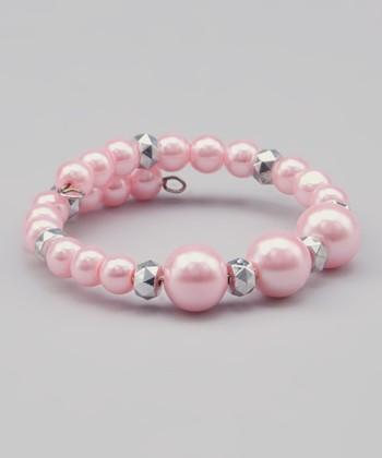 Pink Gabby Bracelet