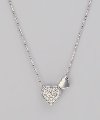 Silver Angeline Necklace