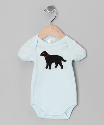 Aqua Dog Bodysuit - Infant