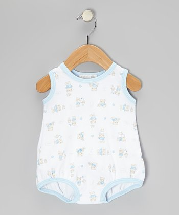 Blue Bear Bodysuit - Infant