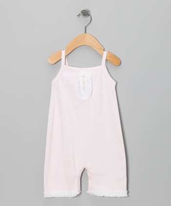 Light Pink Romper - Infant