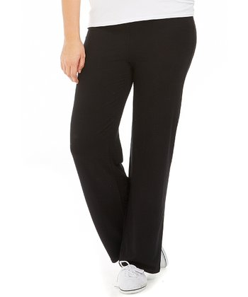 Noir Briss Lounge Pants - Plus