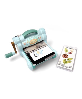 Big Shot Machine & Botanical Spring Die Set