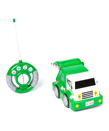 My First Remote Control Garbage Truck