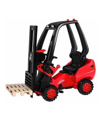 Big Linde Forklift Pedal Ride-On