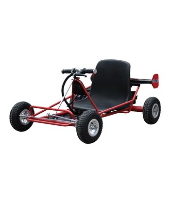 MotoTec Solar Electric Go-Kart Ride-On