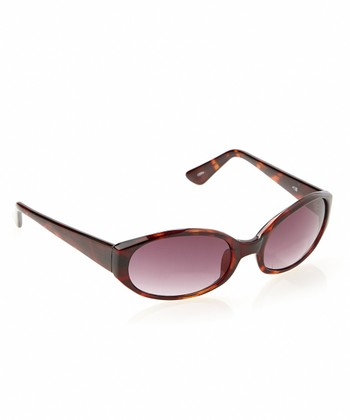Tortoise Oval Sun Readers