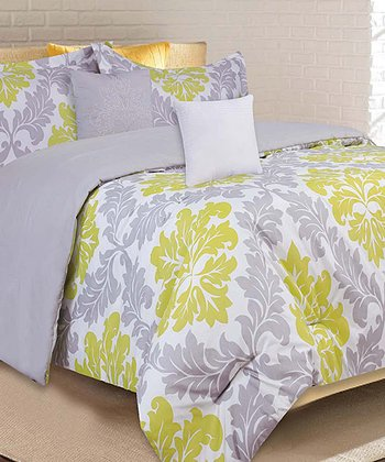 Mimosa Jefferson Queen Comforter Set