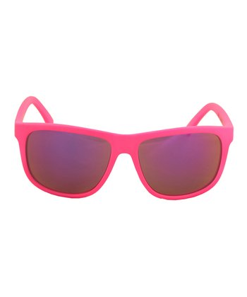 Fuchsia Tweak Sunglasses