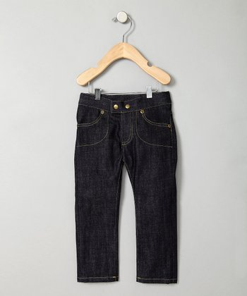 Denim Straight Leg Jeans - Infant, Toddler & Boys